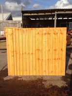 6X6 FEATHEREDGE PANEL